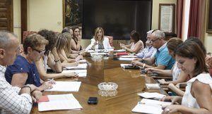 Nueva sesión de la Comisión de Coordinación contra la Violencia de Género del Ayuntamiento de Guadalajara