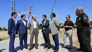 Publicada una línea de ayudas para reducir el riesgo de electrocución o colisión con el cableado de especies amenazadas