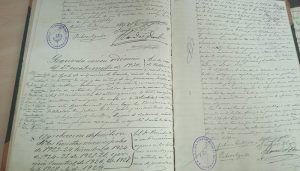 Recuperados y catalogados antiguos libros de actas del Ayuntamiento de Valdenoches de los años 1901 a 1945