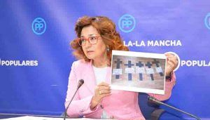 Riolobos denuncia que Castilla-La Mancha es la región con menos médicos de toda España
