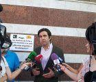 Robisco exige a Page que se lleve a su casa los residuos nucleares de Trillo y Zorita, por paralizar el ATC de Cuenca