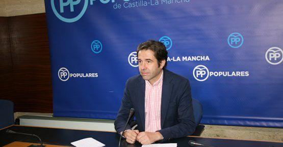 """Robisco """"Page es el presidente más inhumano y con menos alma que ha tenido nunca Castilla-La Mancha"""""""