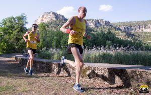 Saúl Ordoño y Coral Torrijos, vencedores en la XV Carrera Popular de Uña