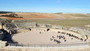 Segóbriga supera los 4.000 visitantes en junio, el mejor registro en este mes de los últimos siete años