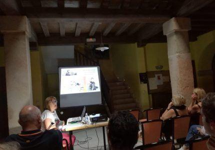 Una charla sobre 'Aviadoras en Guerra' culmina el XIII Ciclo de Conferencias de Archivo de Sigüenza