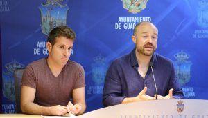 """Alejandro Ruiz """"Si al grupo Ahora Guadalajara se le oculta información, le hemos dicho por activa y por pasiva que lo lleve a la Comisión de Transparencia"""""""