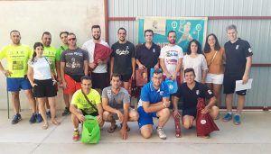 Almodóvar del Pinar, Horcajo de Santiago, Olmedilla de Alarcón y Vara del Rey acogieron las jornadas del Circuito de Frontenis