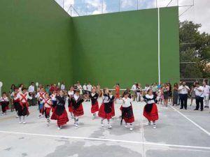 Caracenilla disfruta de fiestas y nuevas instalaciones deportivas