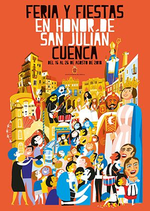 San Julián 2018 Ayuntamiento Cuenca