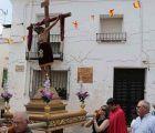 Casasana vive intensamente sus fiestas patronales en honor al Cristo de la Tribulación