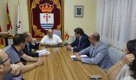 CEOE-Cepyme Cuenca conoce el suelo industrial urbano de que dispone Villarrubio