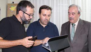 Cerca de 600 escolares de 12 centros educativos de Guadalajara utilizarán tabletas digitales en lugar de libros el próximo curso