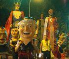 El desfile de carrozas estará dedicado a los deportes llenando de color y alegría este viernes las calles de Cuenca