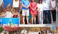El pueblo de Mesones rinde homenaje a su 'Virgen Blanca' en una intensa jornada festiva de hermandad vecinal