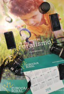 Eurocaja Rural convoca un concurso de fotografía para la elaboración de su calendario 2019