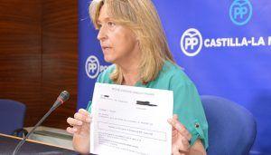 """Guarinos asegura que el Gobierno de Page y Podemos """"es pura apariencia, una farsa y una burla"""" a todos los castellano-manchegos"""