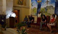 Historiadores y novelistas presentan sus últimas obras durante La Alvarada