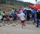 Huélamo hace buena su condición de anfitrión y vence en la séptima jornada del Circuito de Bolos Serranía de Cuenca