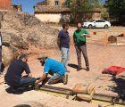 Importante inversión de la Diputación de Guadalajara en obras de renovación de redes y pavimentación en cinco municipios