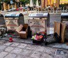 IU Azuqueca denuncia que la suciedad se adueña de las calles de Azuqueca de Henares
