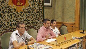 La ciudad acogerá la XXX edición del Triatlón 'Hoces de Cuenca' en la que participarán más de 200 atletas