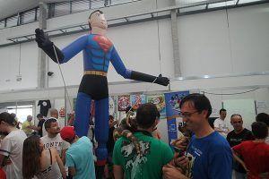 La Feria Internacional del Cómic de El Provencio reúne a más de dos mil personas en su octava edición