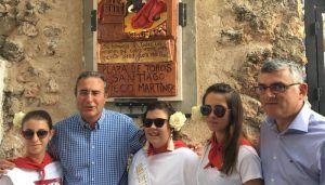 La Plaza de Toros de Villar de la Encima llevará el nombre de su alcalde, Santiago Vieco, por decisión de los vecinos