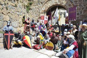 La semana cultural de Cañete da paso al espectáculo del fin de semana de La Alvarada