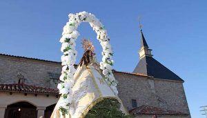 La Semana Cultural precede a las fiestas en honor a la Virgen de los Enebrales en Tamajón