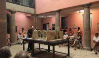 Las XLIV Jornadas de Estudios Seguntinos concluyen con un homenaje al primer cronista de la ciudad, Juan Antonio Martínez