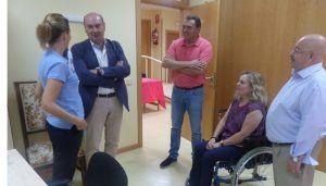 Latre anuncia que la Paella Solidaria de Ferias de este año será a beneficio de la Asociación de Esclerosis Múltiple