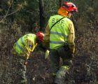 Los agentes medioambientales de Castilla-La Mancha acuden a los incendios con los equipos de protección caducados
