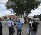 Más de 80 feriantes se instalan en el recinto ferial de Cuenca a la espera de las Fiestas de San Julián