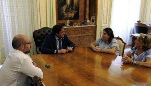Mariscal recibe con ilusión la petición para ser el pregonero de las próximas fiestas de Villa Román