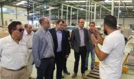 Peña destaca Torbath como empresa industrial y pionera instalada en Cuenca