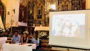 """Prieto """"El Centro de Restauración está haciendo posible que vuelva a brillar el arte en nuestra provincia"""""""