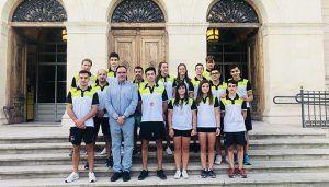 Prieto felicita al Club Piragüismo Cuenca Con Carácter por sus triunfos en el Descenso del Sella y les anima a seguir siendo embajadores de Cuenca