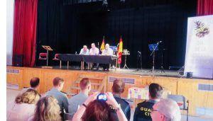 Prieto participa en una jornada reivindicativa del potencial de la Serranía organizada por ADESERCU