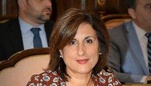 Yolanda Ramírez La Diputación cumple sus compromisos y adecuará el acceso al punto limpio de El Casar-Mesones