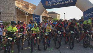 Alejandro Gómez se impuso en el I Trofeo MTB de Aldeanueva de Guadalajara