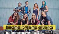 """Amnistía Internacional lanza """"El Mordazatón"""" en Cuenca y busca 15 valientes para llevarlo a cabo"""