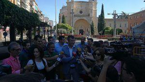 Antonio Román, por amor al PP, no se presentará a las primarias para suceder a Cospedal en Castilla-La Mancha