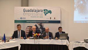 """Arranca """"Guadalajara Empresarial"""" para mostrar todos los recursos disponibles de la provincia y atraer inversión"""