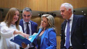 """Bonilla insiste en que """"no hay razones técnicas"""" para que el Gobierno de Sánchez haya paralizado el ATC de Villar de Cañas"""
