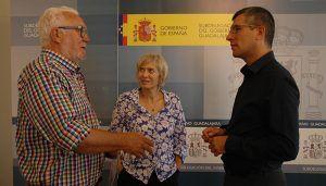 Canales se compromete ante la Asociación para el Desarrollo de la Serranía Celtibérica de Guadalajara de facilitar un encuentro con la comisionada del Gobierno frente al Reto Demográfico