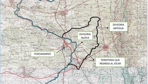 Castilla-La Mancha consigue que se modifiquen los límites cartográficos de las confederaciones hidrográficas del Júcar y Guadiana beneficiando a los regantes de 'La Grajuela'
