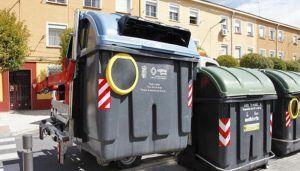 Ciudadanos Cuenca propone contenedores adaptados para personas con dificultades de accesibilidad