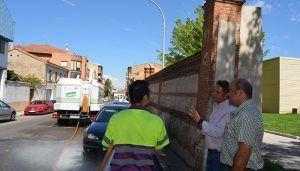 Continúan los trabajos intensos de limpieza en Guadalajara una vez finalizadas las Ferias