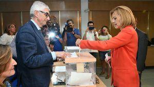 Cospedal afirma que tras el Congreso saldrá un PP más fuerte, más sólido y más unido que ganará las elecciones en Castilla-La Mancha