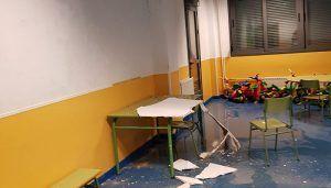 Cs Cuenca urge a Ayuntamiento y Junta un acuerdo para arreglar los desperfectos del colegio Ciudad Encantada